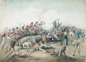 Eureka_stockade_battle A3 COL