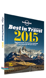 This tour is included in Lonely Planet's Best Tours 2015.