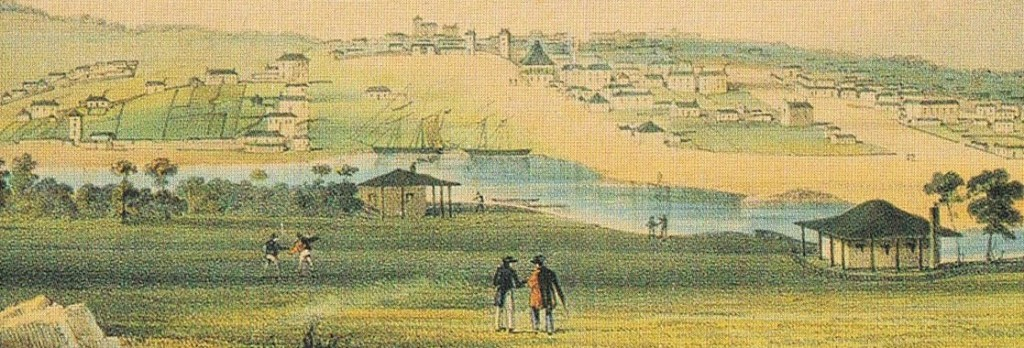 Bearbrass or Melbourne 1839