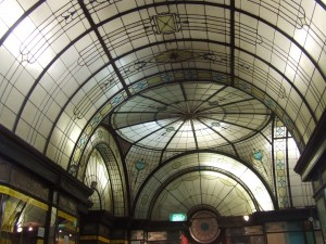 Cathedral Arcade, Nicholas Building 37 Swanston Street