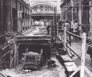 1E degraves hole subway