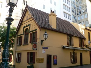 Mitre Tavern, Bank Place, Melbourne