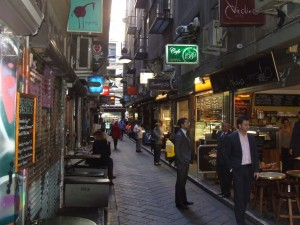 Melbourne Coffee shops and cafes www.melbournewalks.com