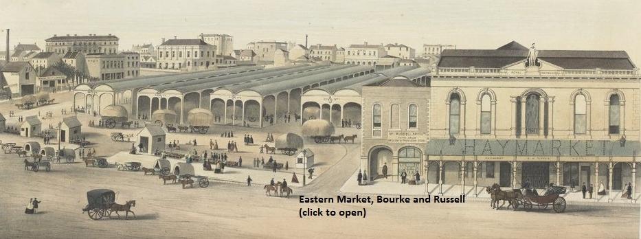 Melbourne Market Tour